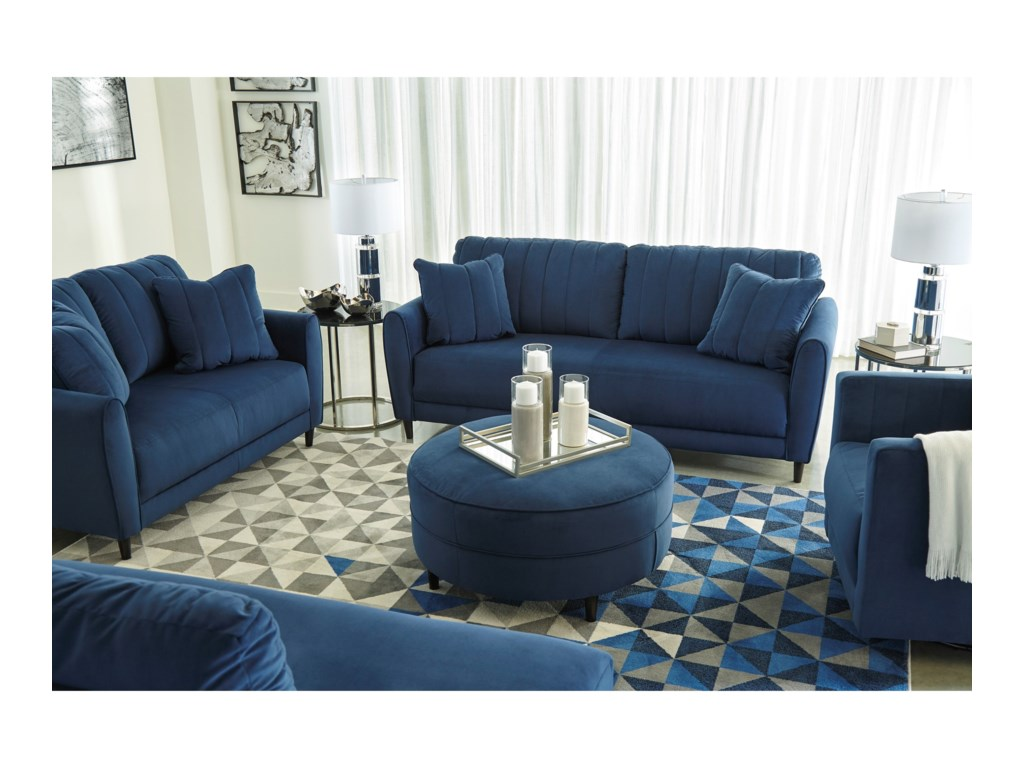 Signature Design by Ashley EnderlinOversized Accent Ottoman
