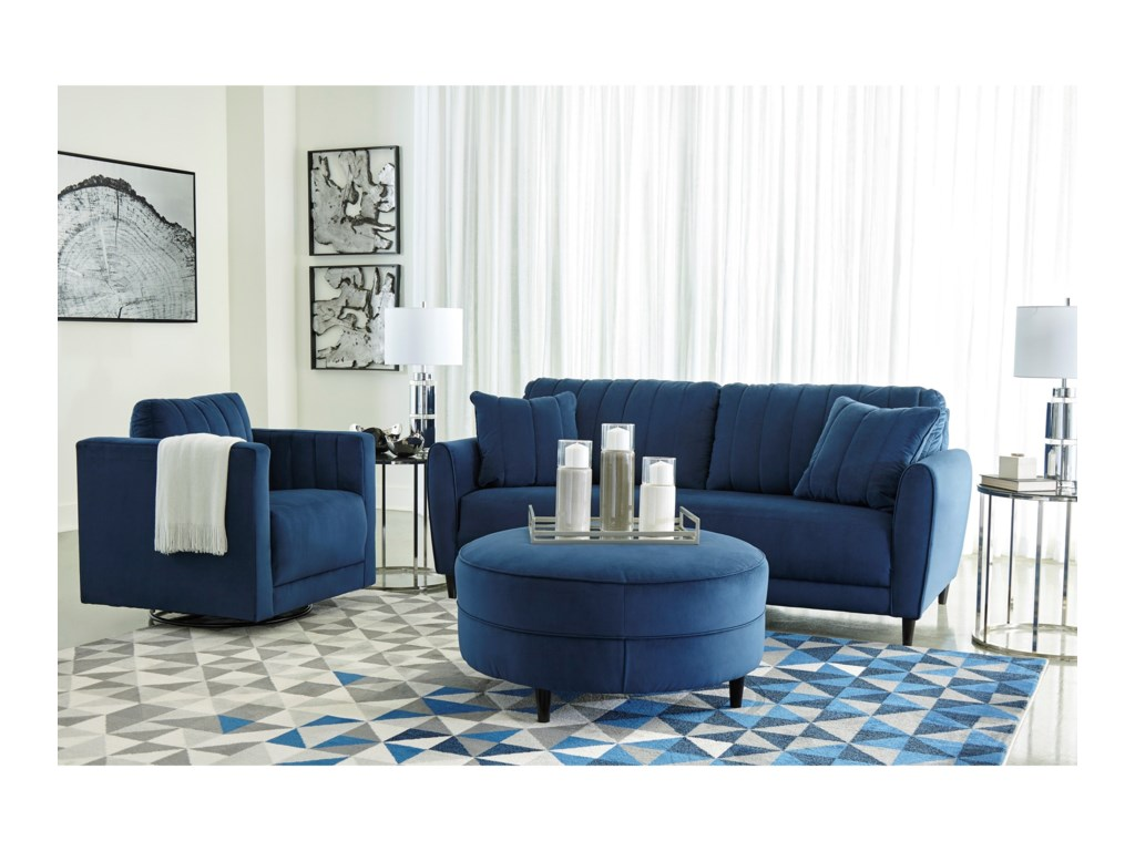 Signature Design by Ashley EnderlinSwivel Accent Chair
