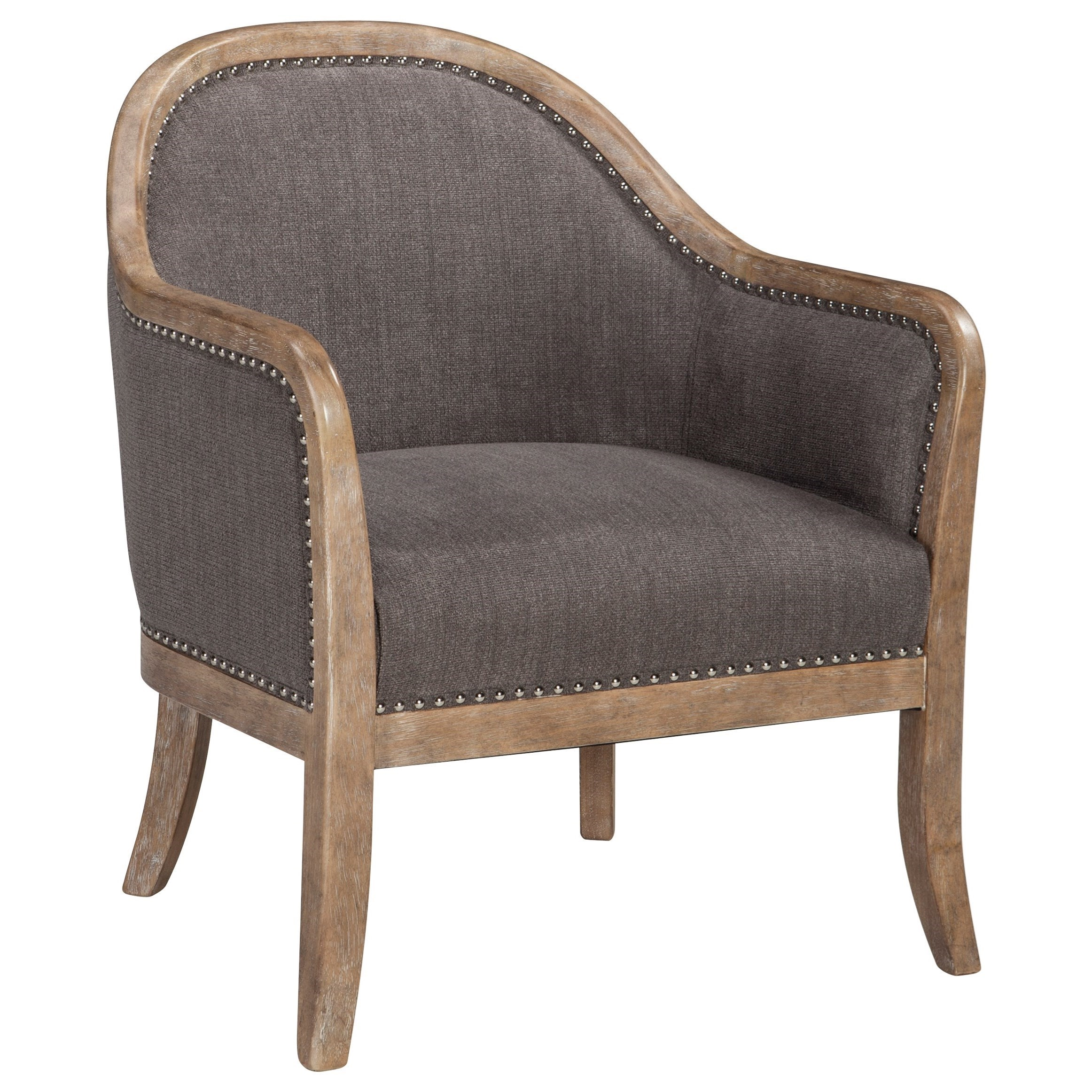 Superbe Signature Design By Ashley EngineerAccent Chair ...