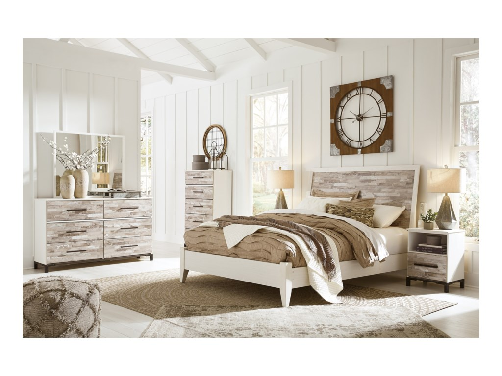 Signature Design by Ashley EvanniOne Drawer Night Stand