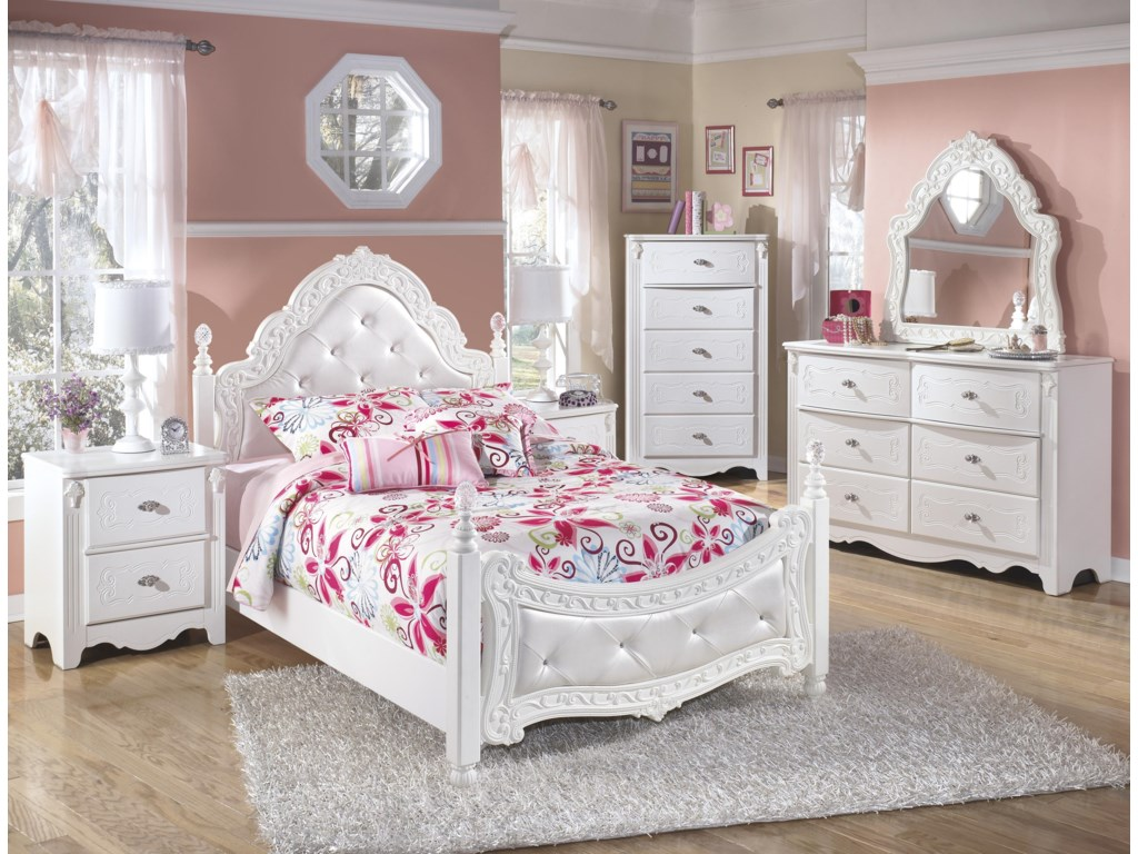 Signature Design by Ashley ExquisiteFull Bedroom Group