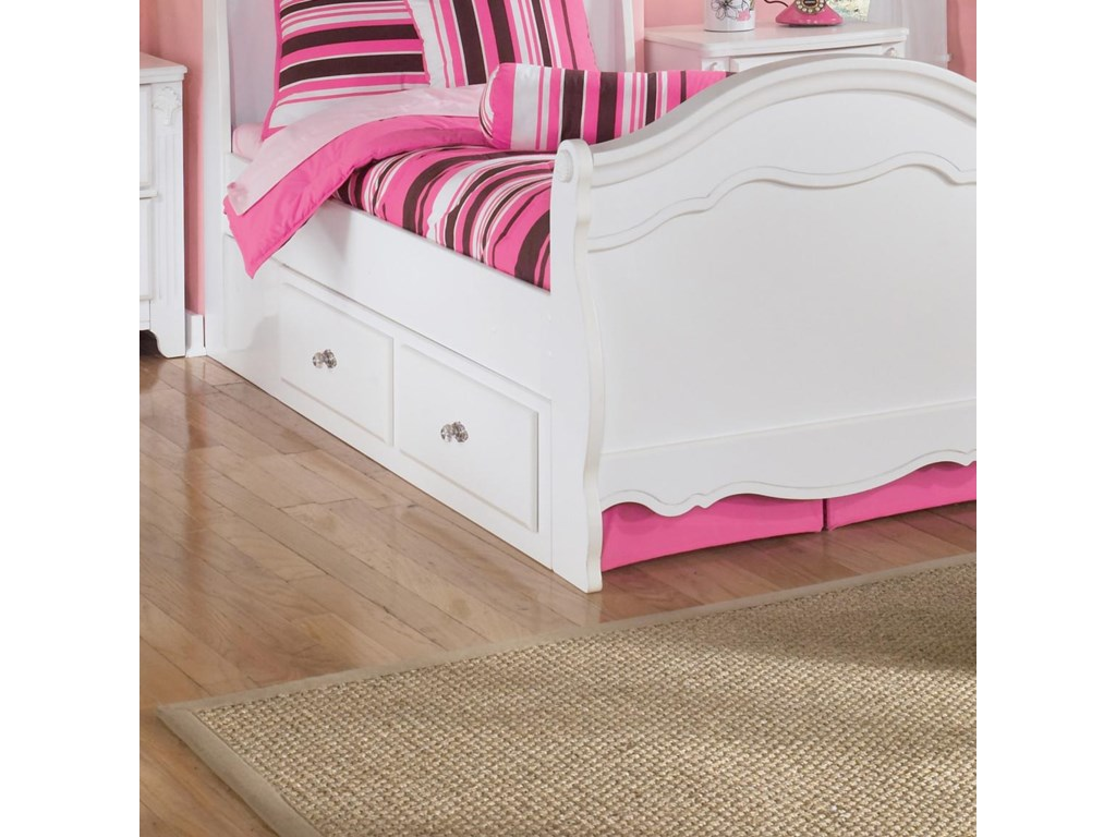 Signature Design by Ashley ExquisiteUnder Bed Storage