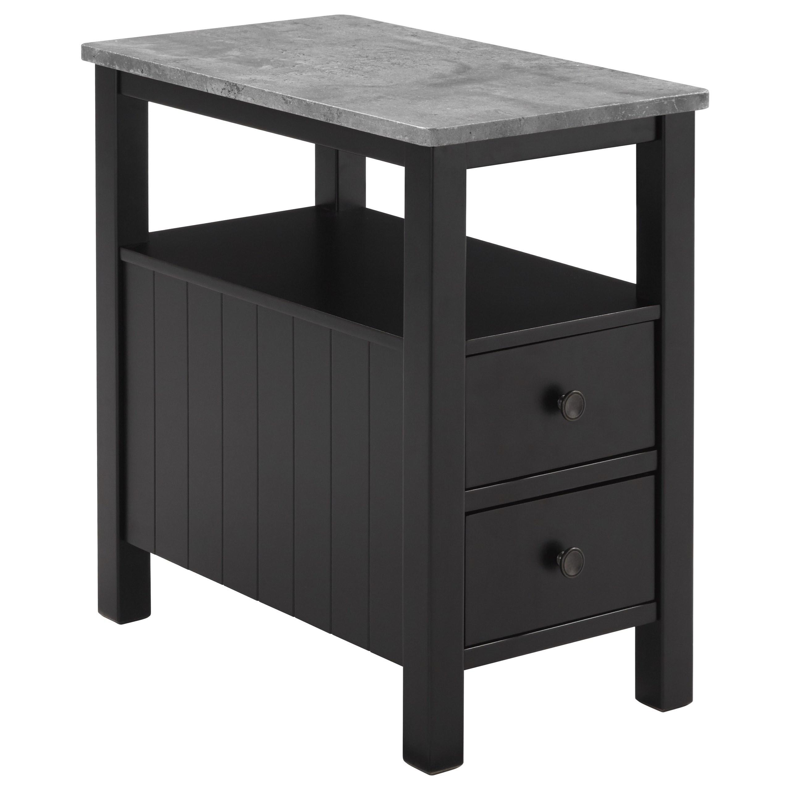 Ezmonei Chair Side End Table