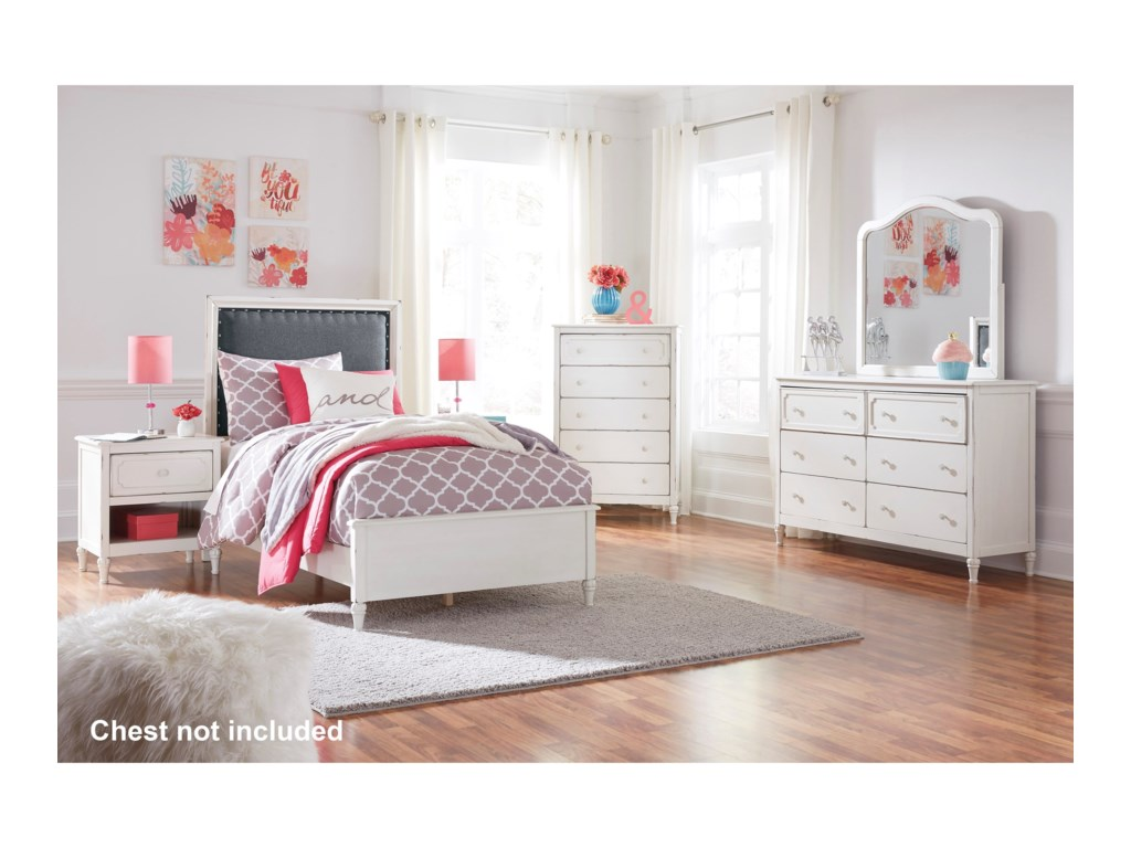 Signature Design by Ashley FaeleneTwin Bedroom Group
