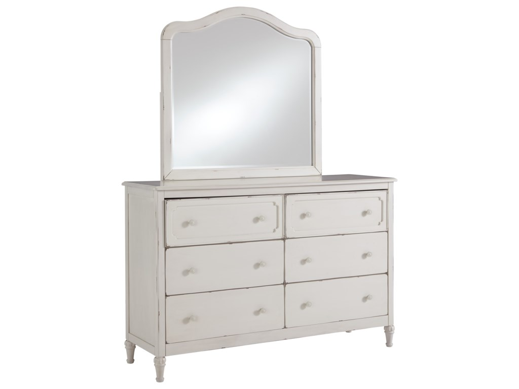 Signature Design by Ashley FaeleneDresser and Mirror Set