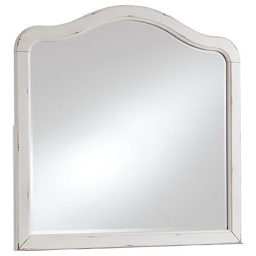 Signature Design by Ashley Faelene Bedroom Mirror