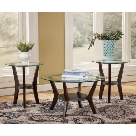 3-in-1 Group Occasional Tables