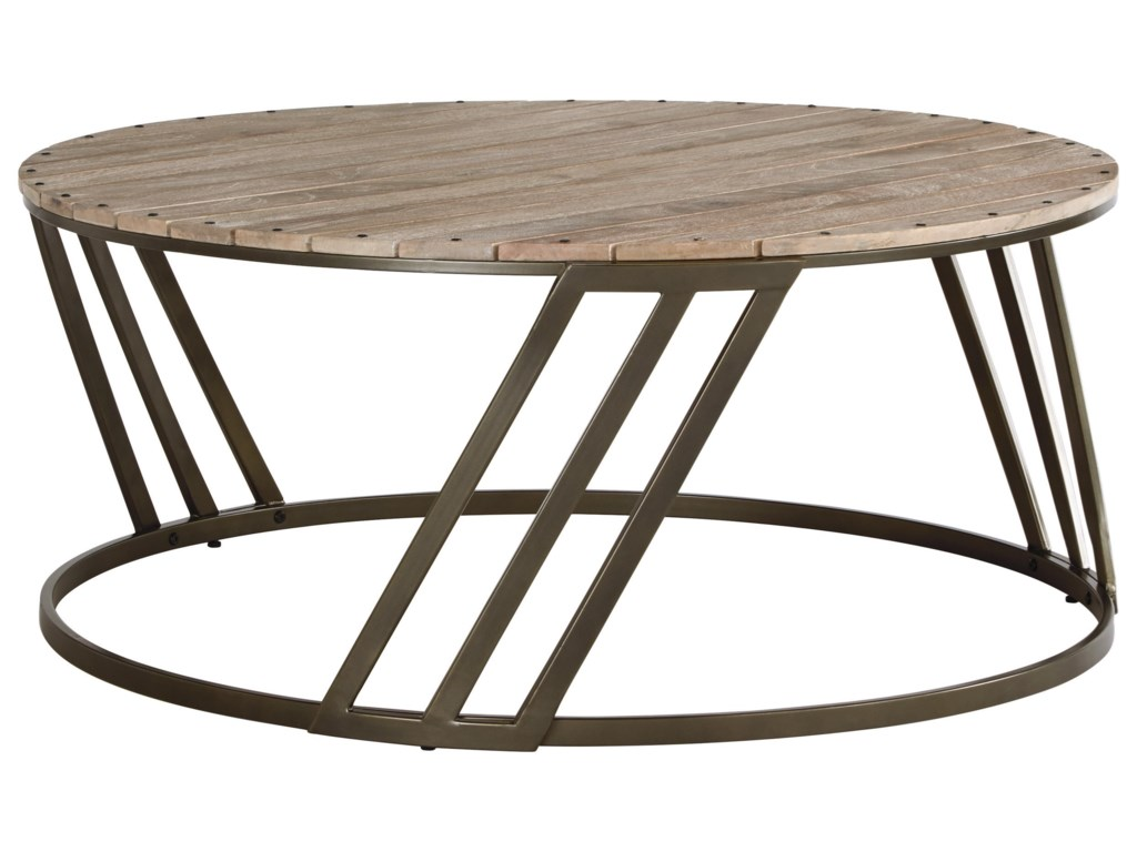 Signature Design by Ashley FathenzenRound Cocktail Table