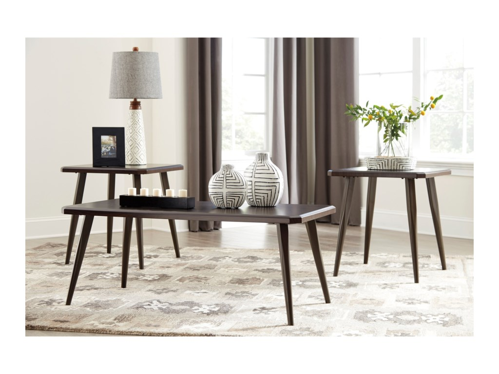 Signature Design by Ashley Fazani3-Piece Occasional Table Set