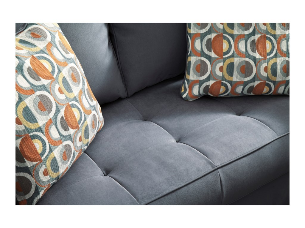 Signature Design by Ashley FiloneSectional Sofa with Chaise