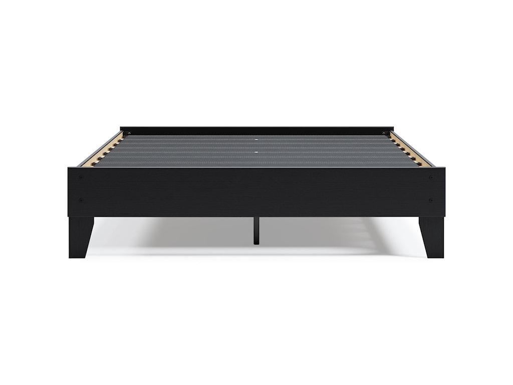 Signature Design by Ashley FlanniaQueen Platform Bed