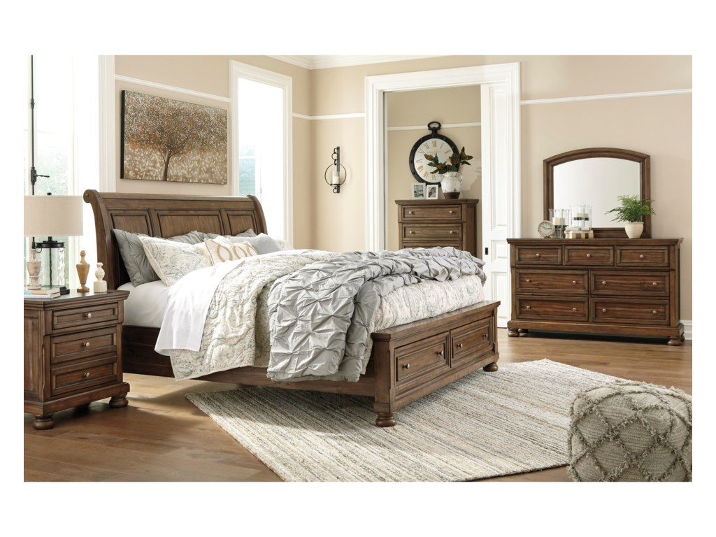 Signature Design by Ashley FlynnterQueen Bedroom Group