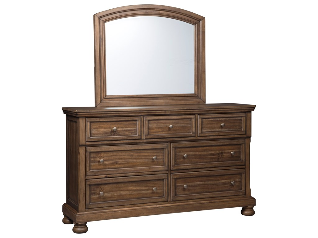 Ashley (Signature Design) FlynnterBedroom Mirror