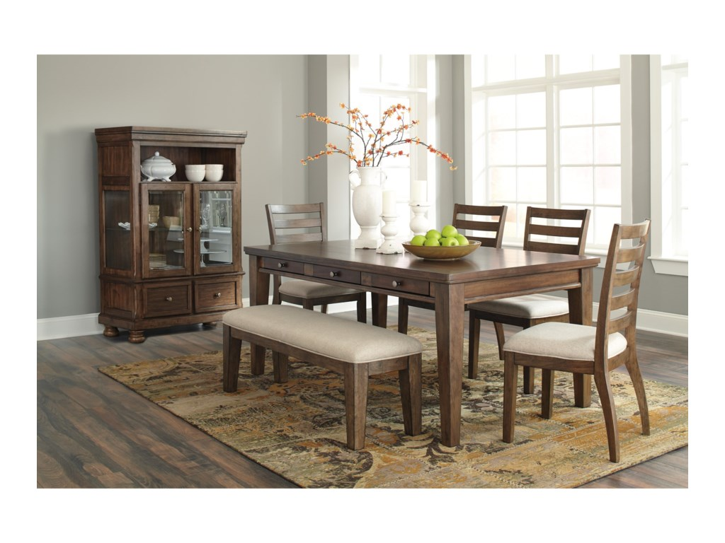 Signature Design by Ashley FlynnterCasual Dining Room Group