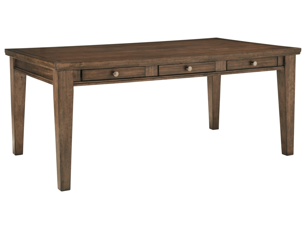 Signature Design by Ashley FlynnterRectangular Dining Table