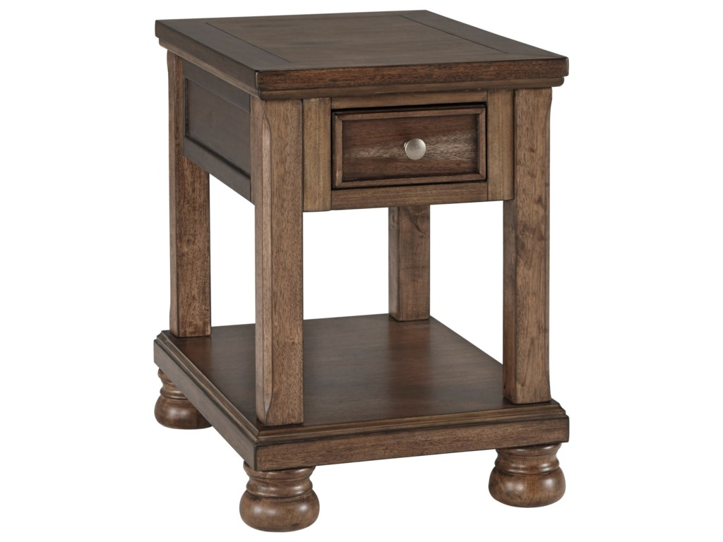 Signature Design by Ashley FlynnterChair Side End Table