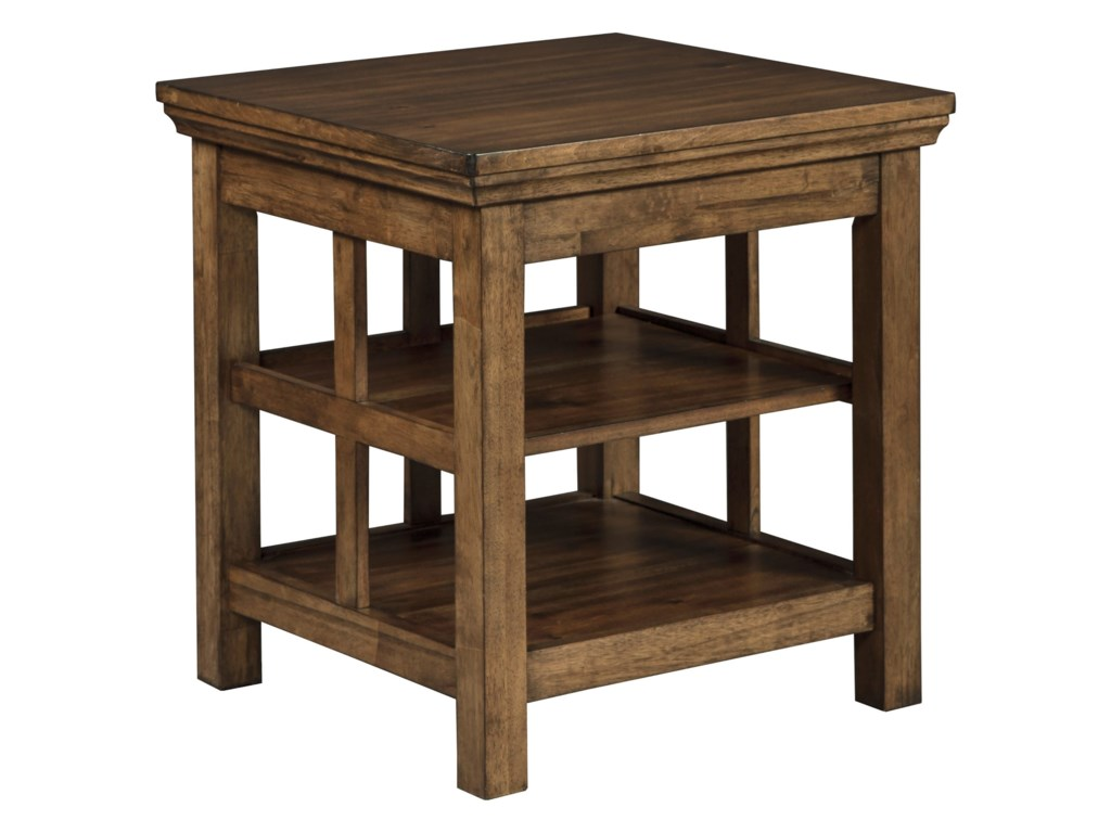 Signature Design by Ashley FlynnterSquare End Table