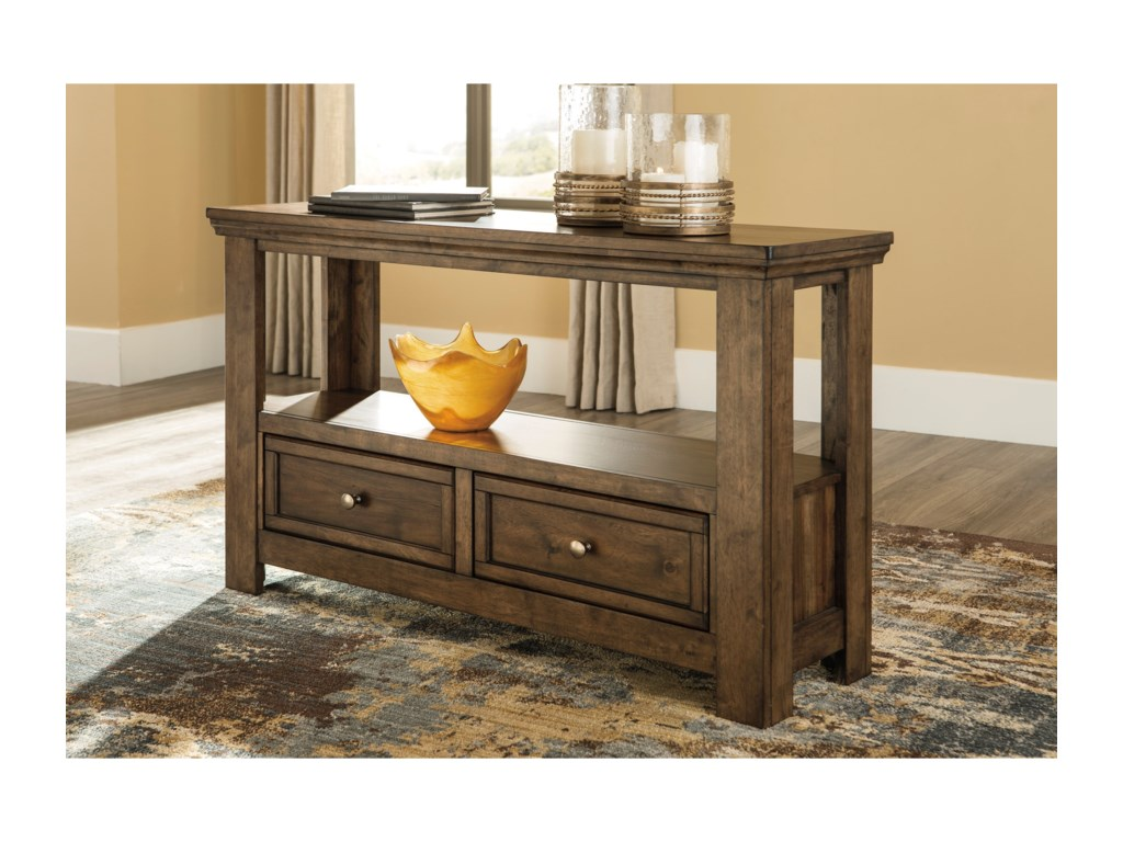 Signature Design by Ashley FlynnterSofa Table
