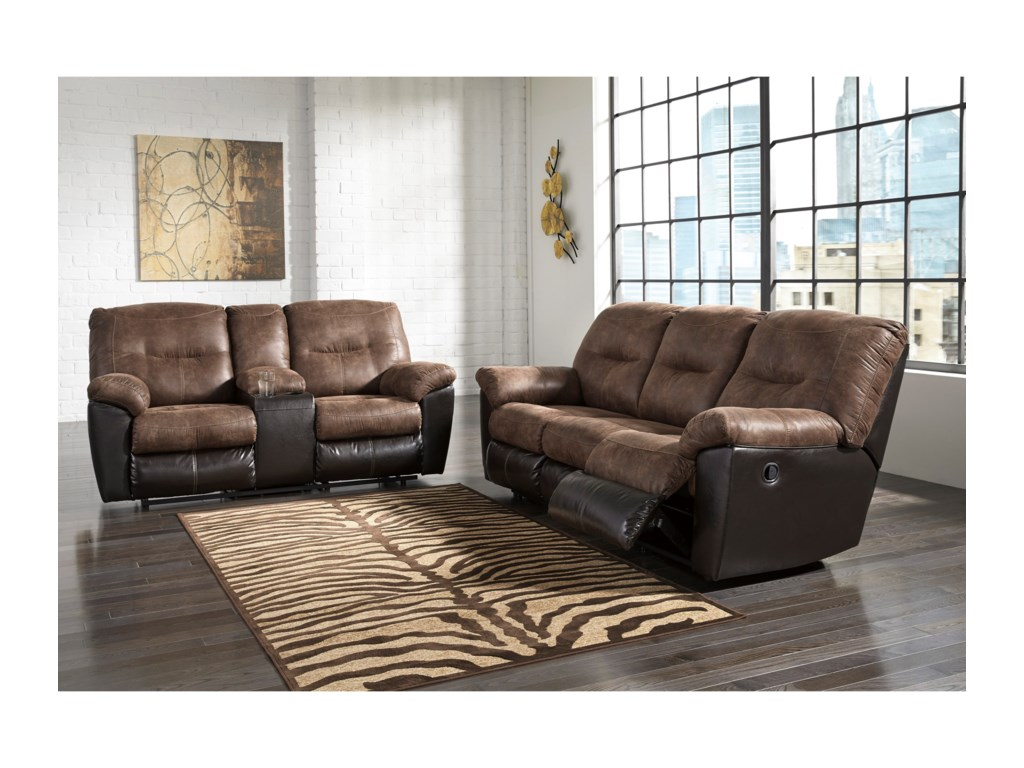 Signature Design by Ashley FollettReclining Living Room Group