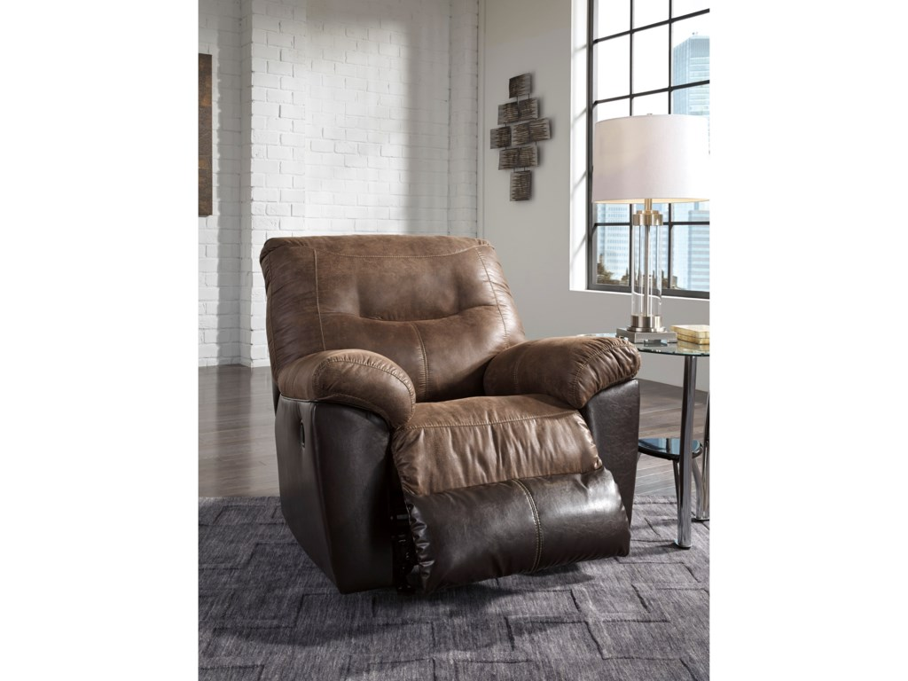 Signature Design by Ashley FollettRocker Recliner