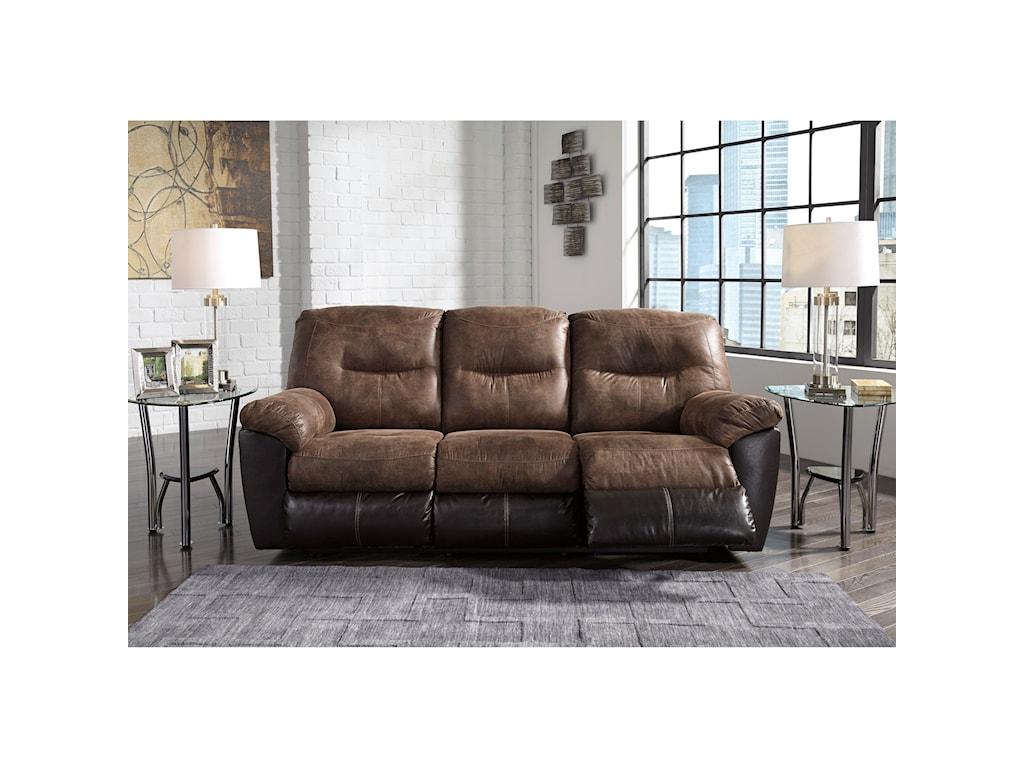 Signature Design by Ashley FollettReclining Sofa