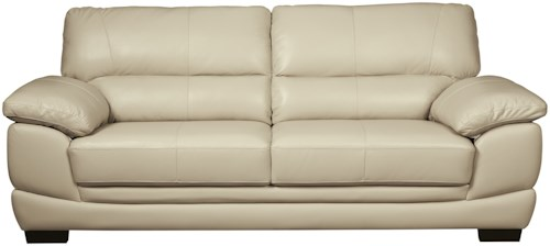 Signature Design by Ashley Fontenot Contemporary Sofa