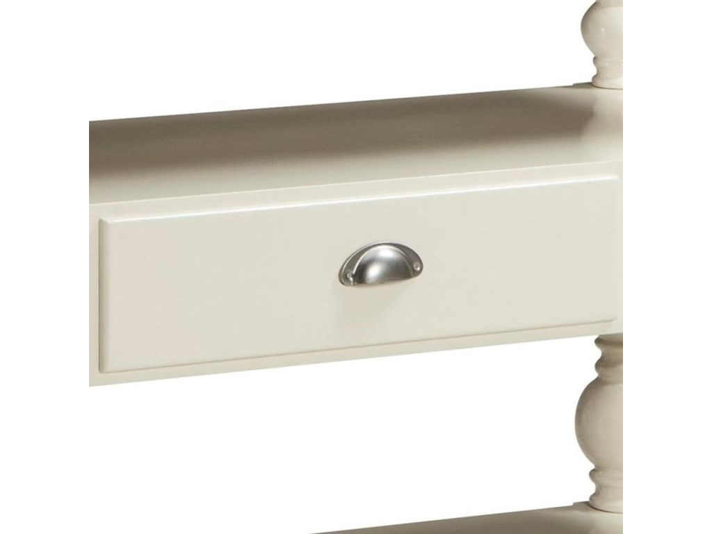 Trendz Fossil RidgeSofa Table