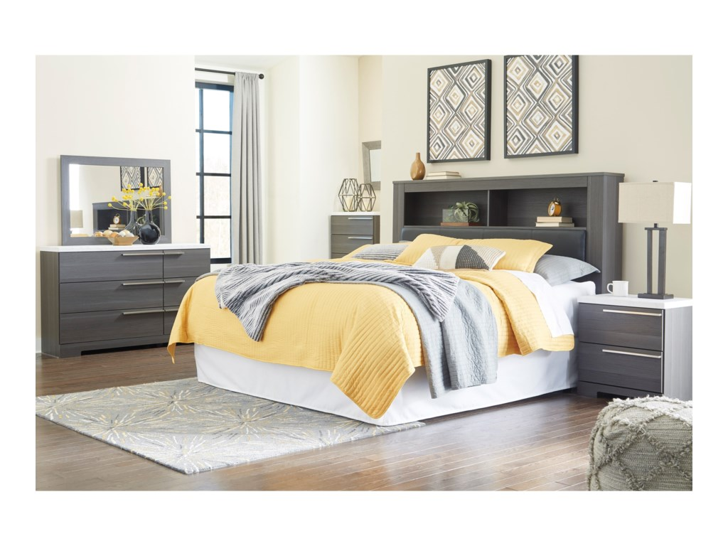 Signature Design by Ashley FoxvaleKing Bedroom Group