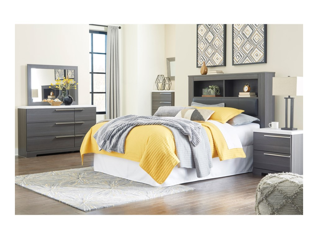 Ashley (Signature Design) FoxvaleQueen Bedroom Group