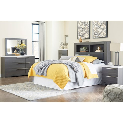 Signature Design by Ashley Foxvale Queen Bedroom Group
