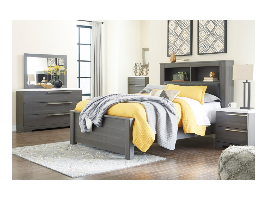 Signature Design by Ashley FoxvaleQueen Bedroom Group