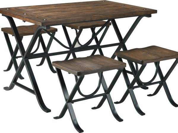 Rectangular Dining Room Table Set