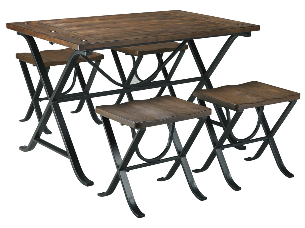 Signature Design by Ashley FreimoreRectangular Dining Room Table Set