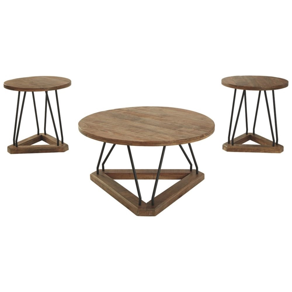 Rustic Occasional Group 3-Pack