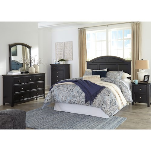 Signature Design by Ashley Froshburg King Bedroom Group