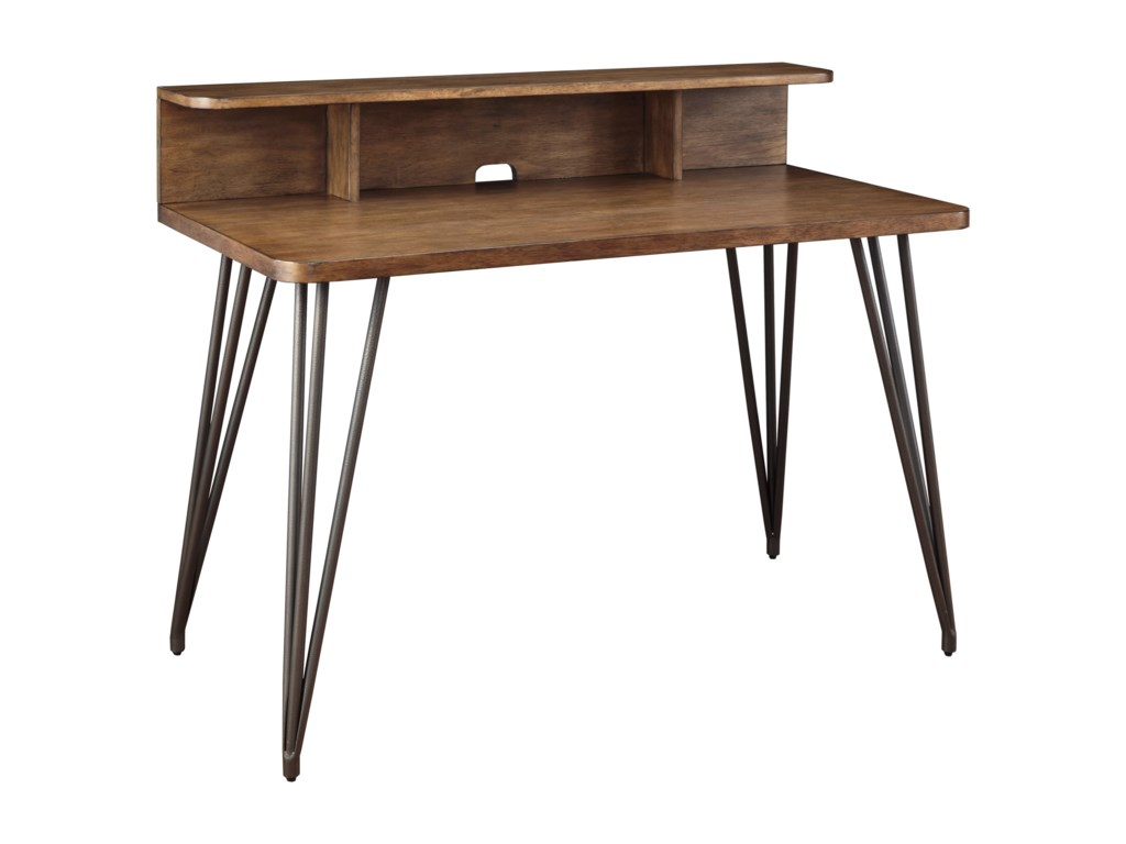 Signature Design by Ashley Fullinfurst Contemporary Home office Desk ...