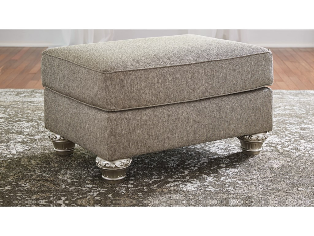 Signature Design by Ashley GailianChair & Ottoman