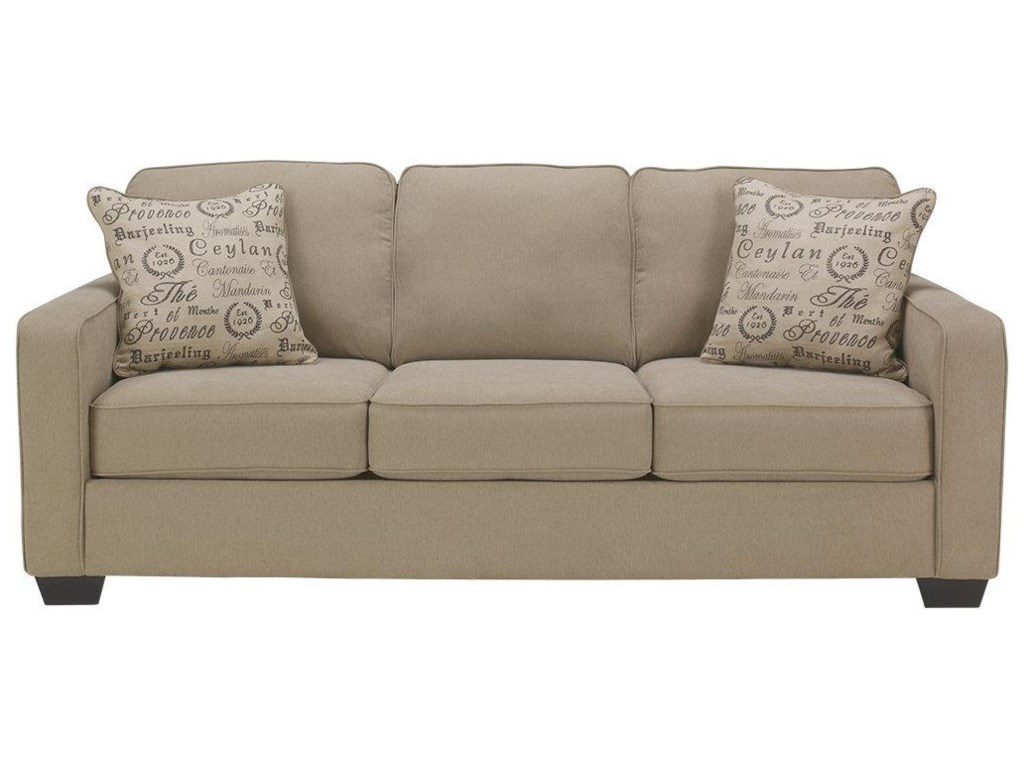 Signature Design by Ashley GarnerGarner Sofa with Accent Pillows