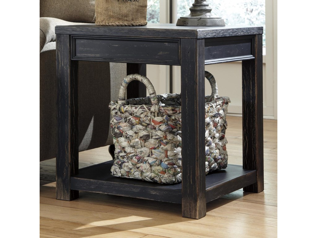 Ashley Signature Design Gavelstonsquare End Table