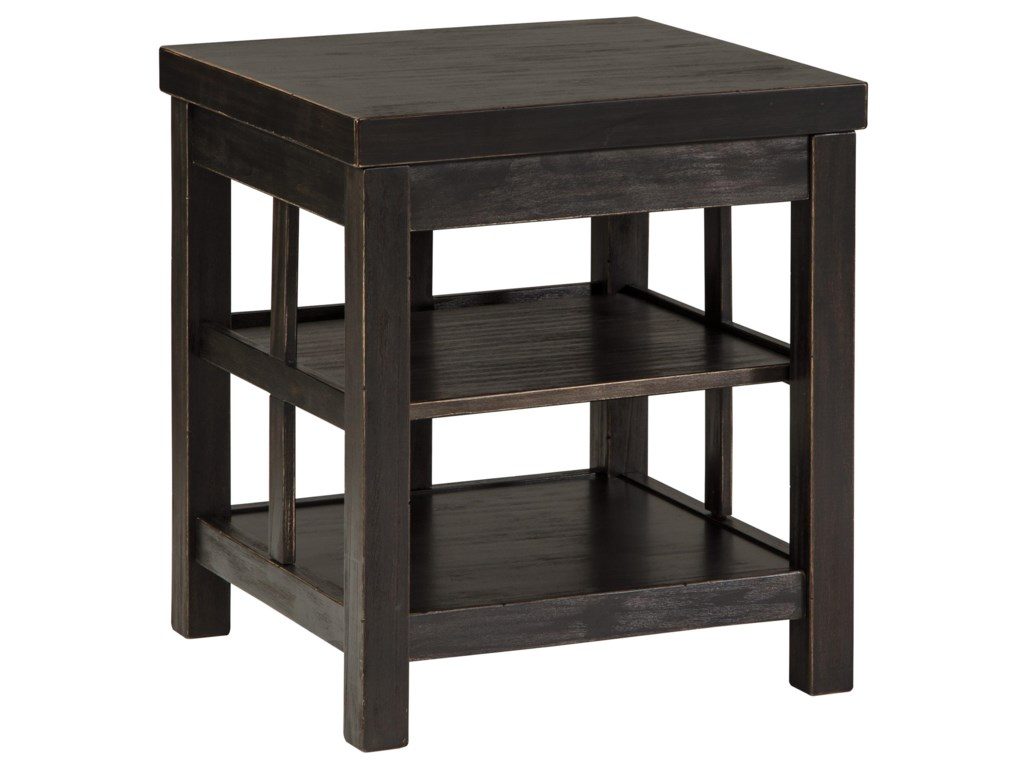 Signature Design by Ashley GavelstonSquare End Table