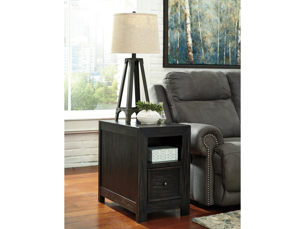 Signature Design by Ashley GavelstonChair Side End Table