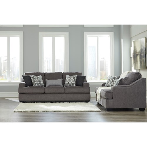 Signature Design By Ashley Gilmer Stationary Living Room Group Knight Furniture Mattress