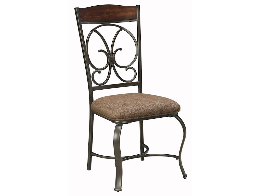 Ashley (Signature Design) GlambreyDining Upholstered Side Chair