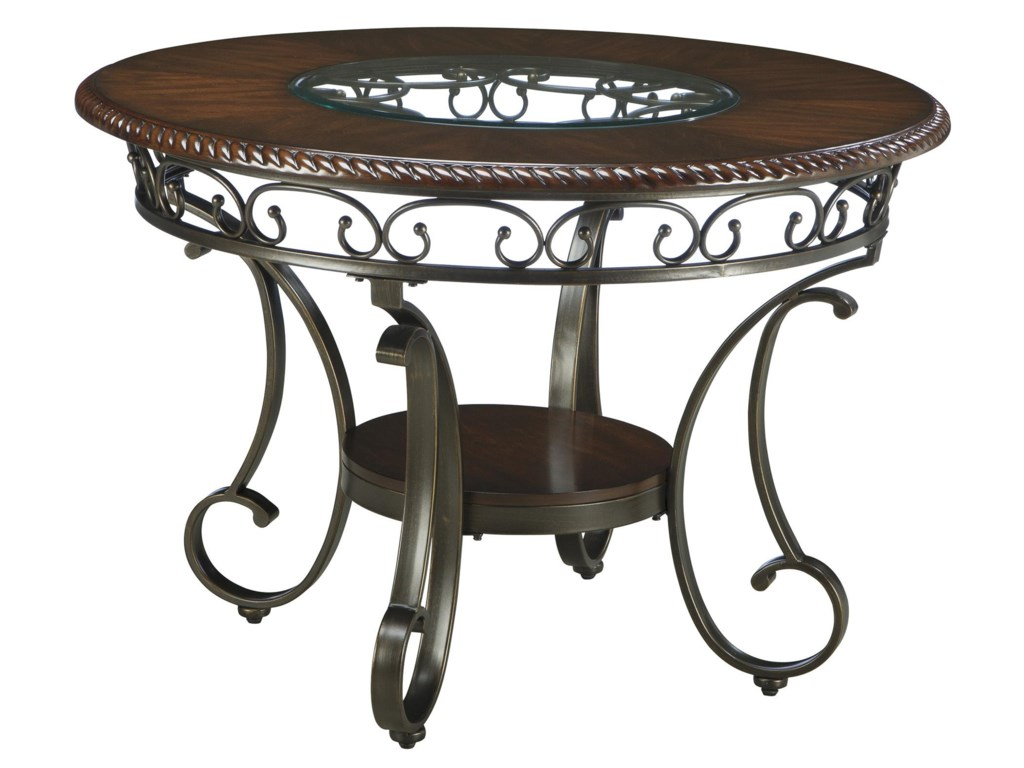 Signature Design by Ashley GlambreyRound Dining Room Table