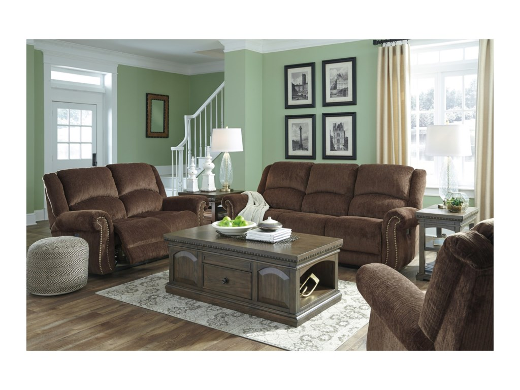 Signature Design by Ashley GoodlowReclining Living Room Group