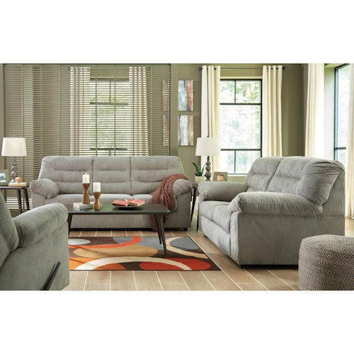 Signature Design by Ashley Gosnell Stationary Living Room Group
