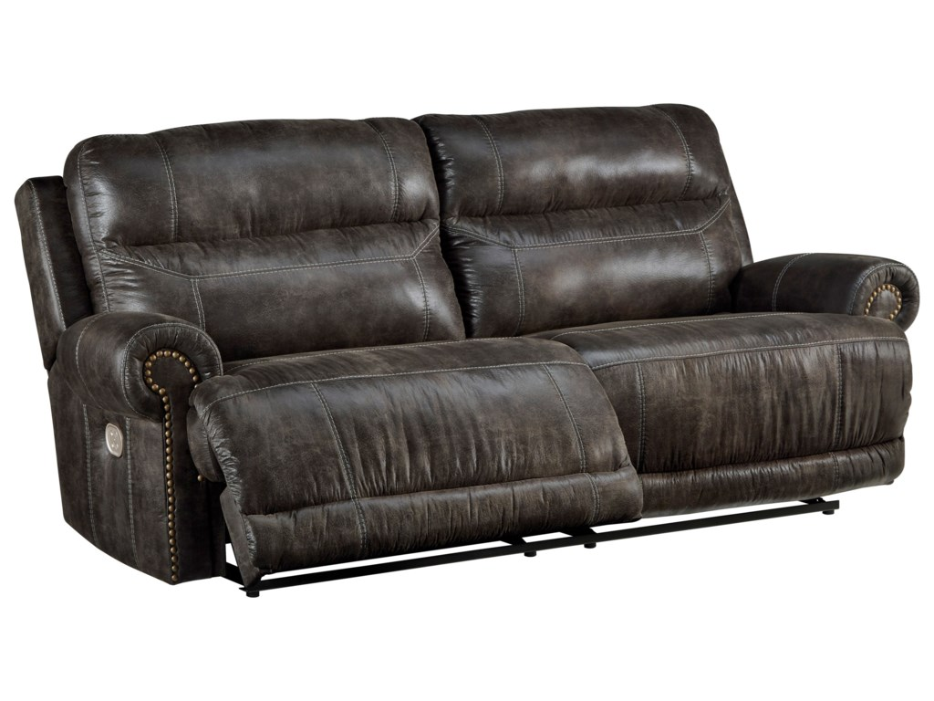 Signature Design by Ashley GrearviewPower Reclining Sofa