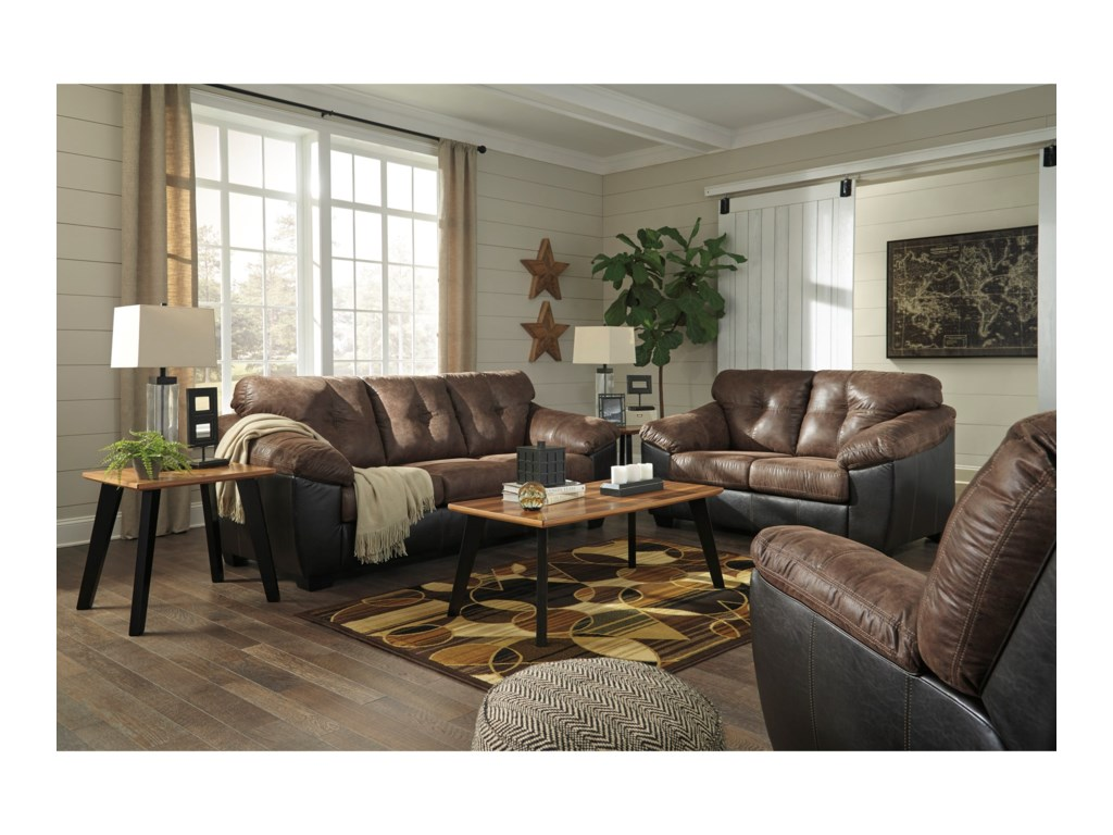 Signature Design by Ashley GregaleStationary Living Room Group