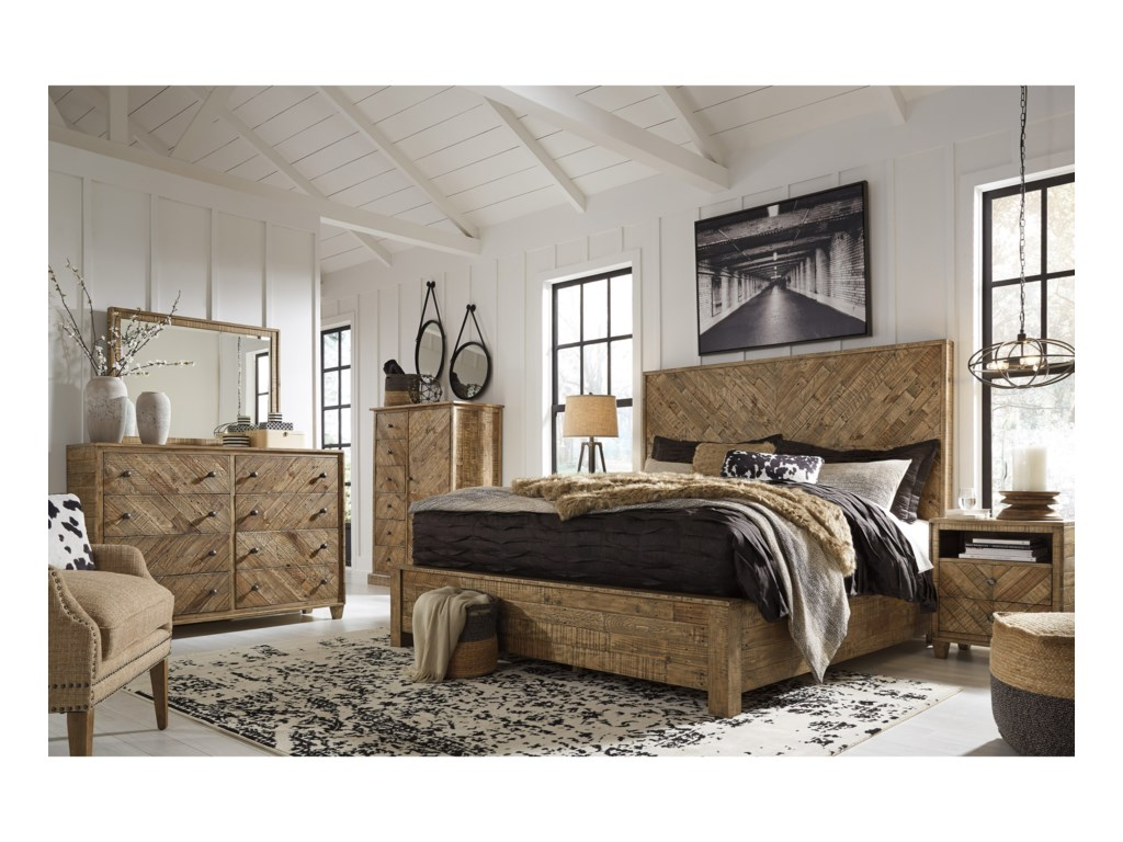 Signature Design by Ashley GrindleburgQueen Bedroom Group