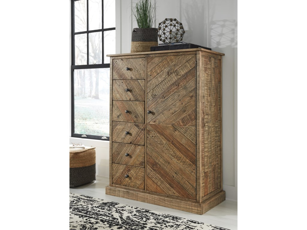 Signature Design by Ashley GrindleburgDoor Chest